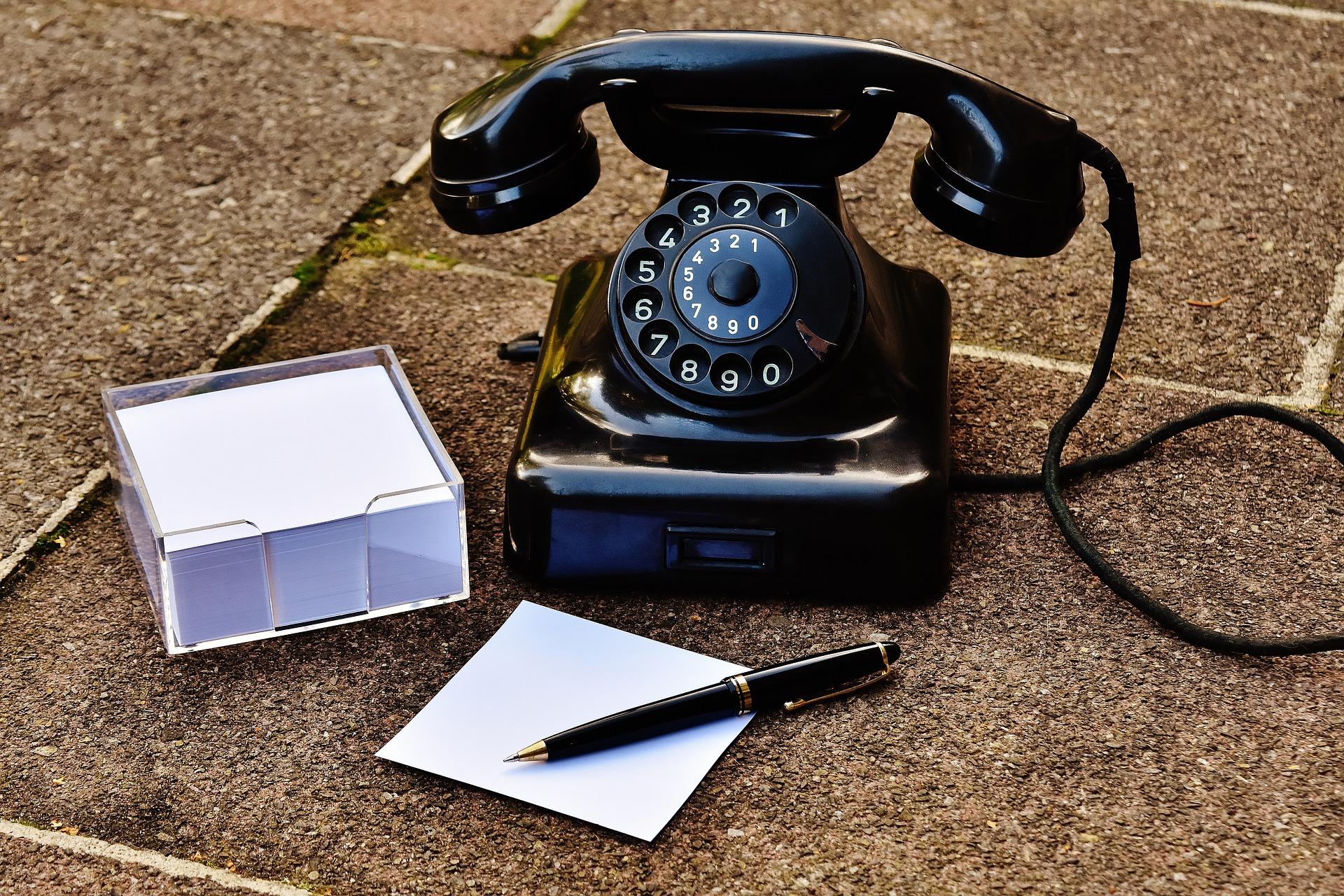 電話応対の基本